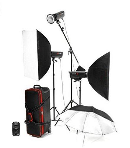 Gowe Studio Flash 1400W Flash * 1ECD 400Flash * 2dbj-1Dome Light Rahmen geltenden Hochformat Nutzfahrzeuge 1 Studio Flash