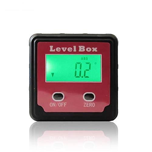 360-grad-goniometer (WanNing Mini Elektronische Digital Bevel Messgerät 0-360 Grad Messgerät STDJ-125 Goniometer Neigungsmesser Genau Und Praktisch)
