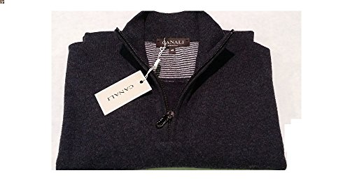 canali-k00110-11-half-zip-pullover-100-supergeelon-wool-made-in-italy-48-blue