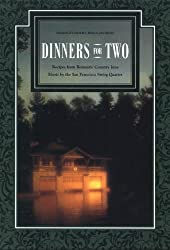 Dinners for Two: Recipes from Romantic Country Inns, Music by the San Francisco String Quartet (Cookbook & Music CD Boxed Set)