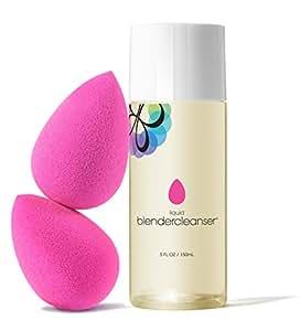 beautyblender Double Sponge Applicator & Cleanser Kit