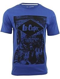 Lee Cooper - Camiseta - Manga corta - para hombre