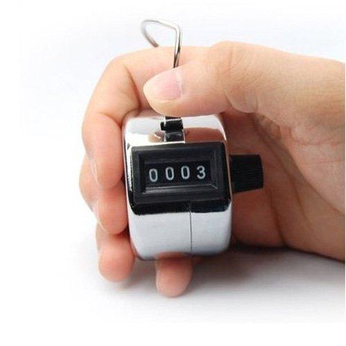 Handzähler Zähler Counter Klicker Druckzähler Zählwerk schrittzähler