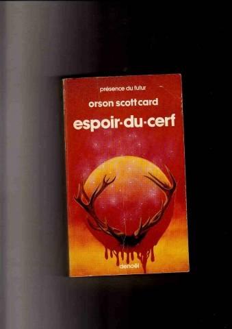 Espoir-du-cerf roman par Orson Scott Card