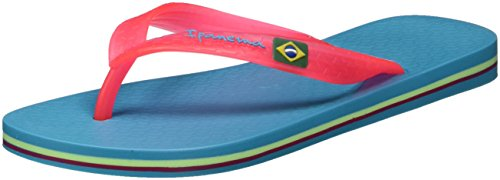 Ipanema Classic Brazil II Fem, Tongs Femme Mehrfarbig (blue/pink-8184)