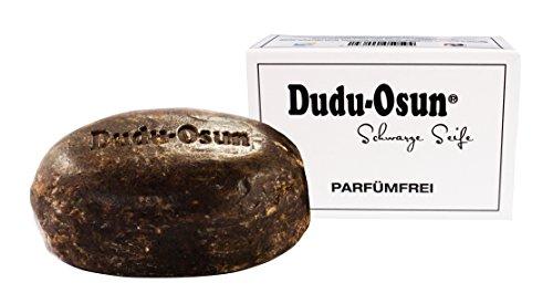 Dudu Osun Schwarze Seife Aus Afrika - Parfumfrei, 150g