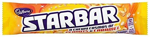 Cadbury Starbar 49 g (Pack of 16)