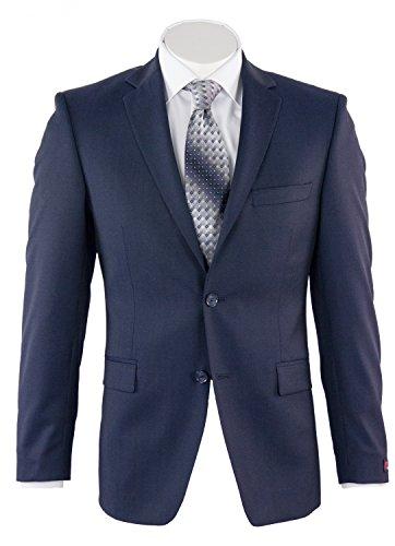 Michaelax-Fashion-Trade -  Blazer  - Basic - Maniche lunghe  - Uomo Blau (26)