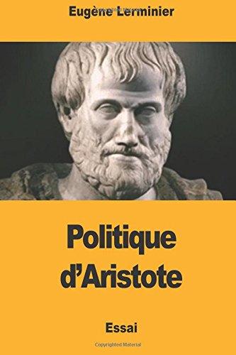 Politique d'Aristote