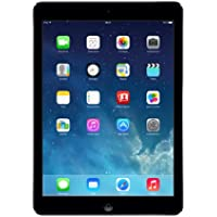 Apple iPad Air 1 Tablet 16GB, Wi-Fi/LTE, Grigio [Italia]
