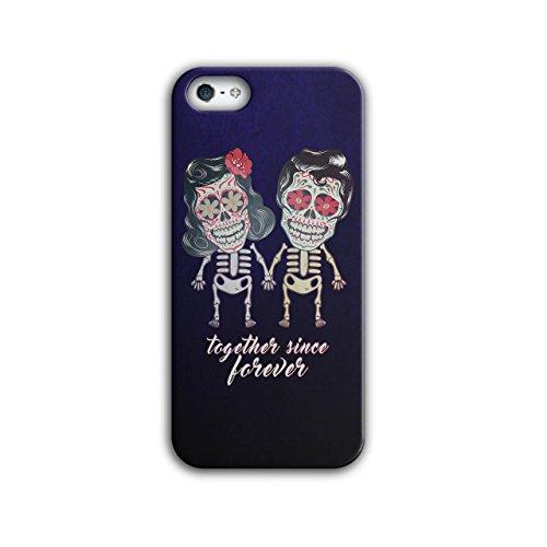 Niedlich Skelette Zeitlos Liebe iPhone 5 / 5S Hülle | Wellcoda