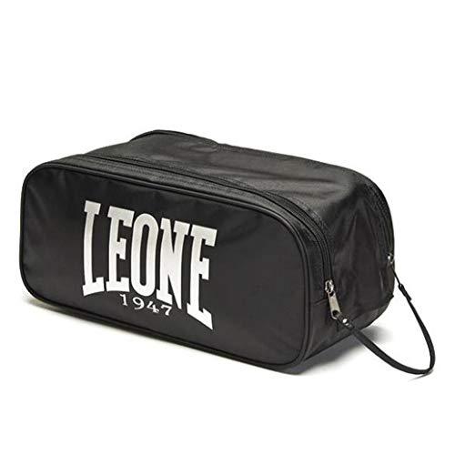 Leone 1947 Boxhandschuh Tasche - Kompakte Tasche für Boxhandschuhe oder Schuhe mit Doppel-Reissverschluss und Air Mesh Gewebe - Air-mesh-gewebe