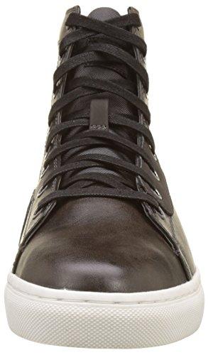 G-STAR RAW Zlov Mid, Sneaker a Collo Alto Uomo Nero (Black)