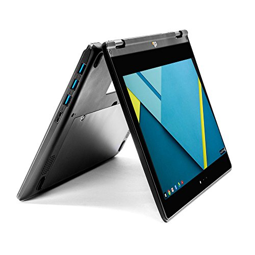 CTL 611 Chromebook CTL J5,Intel N30602,48GHz Burstfrequenz,4GB/32GB eMMC,HD-Bildschirm, 10-Punkt-Touchscreen