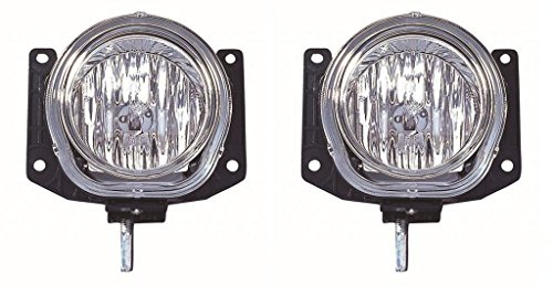 Xenons Online Alfa Romeo Brera Coupe 2006-2011 Front Fog Lights Lamps 1 Pair O//S /& N//S