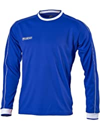 Prostar - Camiseta, color azul/blanco, talla UK: L/30-