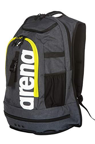 arena Erwachsene Rucksack Sport Fastpack 2.2, grey melange, one size