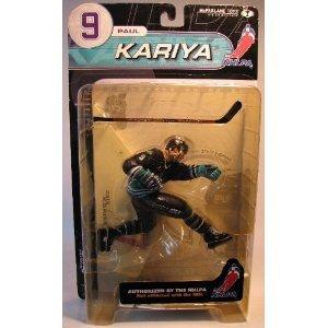 McFarlane 2000 NHLPA Paul Kariya 9 left wing by NHL by NHL (Paul Kariya Nhl)