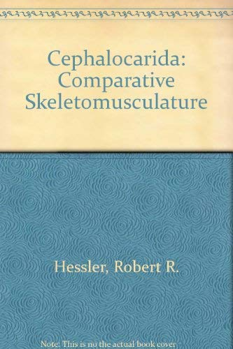 Cephalocarida Comparative Sketetomusculature: Comparative Skeletomusculature