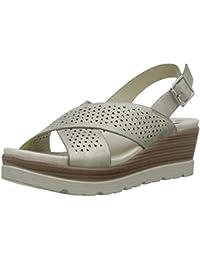 7643dee0 Amazon.es: XTI - Dorado: Zapatos y complementos