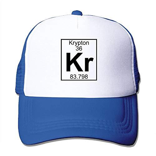 Element 36 - Kr (Krypton) - Full Big Foam Mesh Hat Mesh Back Adjustable Cap Camo Full Back Cap
