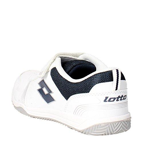 Lotto R9005 Sneakers Boy Weiss/Blau