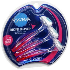 noxzema-bikini-razors-disp-3pk-1ea-universal-group-by-choice-one