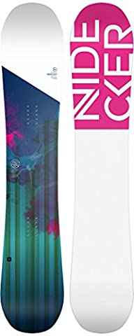 Freestyle Snowboard Femme Nidecker Angel 149 2018, div.