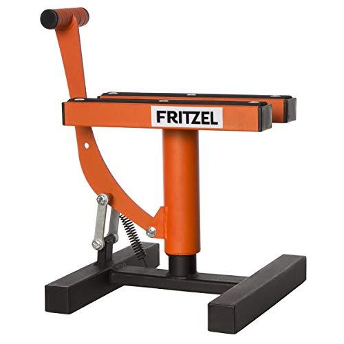 FRITZEL Motorrad-Hubständer Kleiner Thron Orange Gr. 290-410 mm