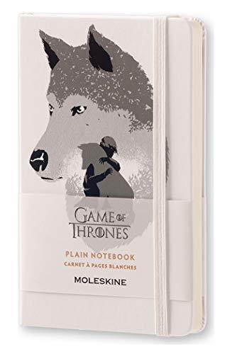 Moleskine Taccuino Tascabile, a Pagine Bianche, Edizione Limitata Game Of Thrones