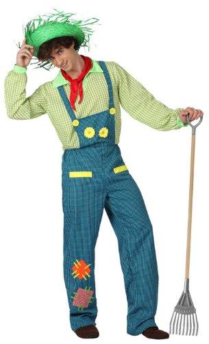 Imagen de atosa  disfraz de granjero para hombre, talla xl 15639