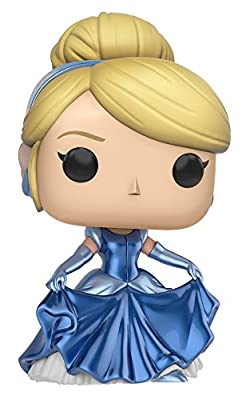 Funko Figurine Disney - Princesses - Cendrillon Métallique