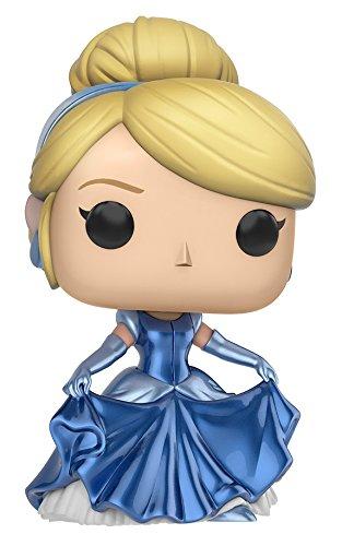 Funko Pop Disney: Cinderella schimmernden Kleid Spielzeug Figur Amazon Exklusiv