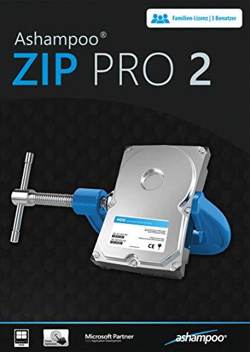 ZIP Pro 2 - 3 USER Lizenz für Windows 10, 8.1, 8, 7