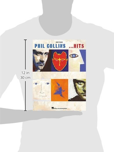 Phil Collins - Hits (Easy Piano (Hal Leonard))