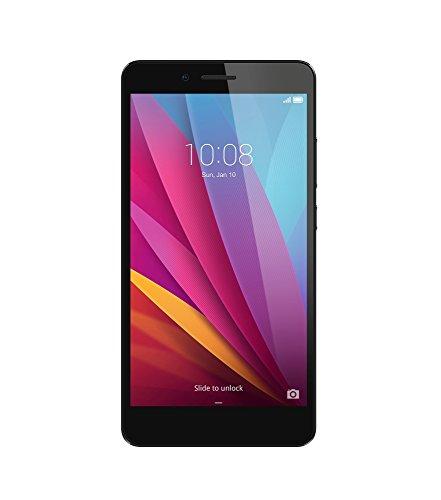 Huawei Honor 5X Smartphone ohne SIM-Lock, 16 GB, goldfarben, Nur Handy, Phone Only, grau