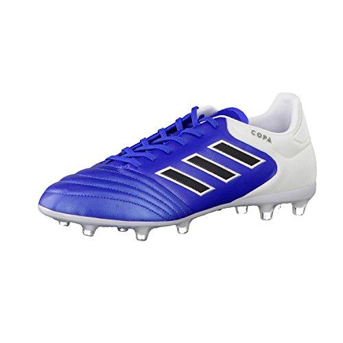 adidas Copa 17.2 Fg, pour les Chaussures de Formation de Football Homme bleu/noir/blanc