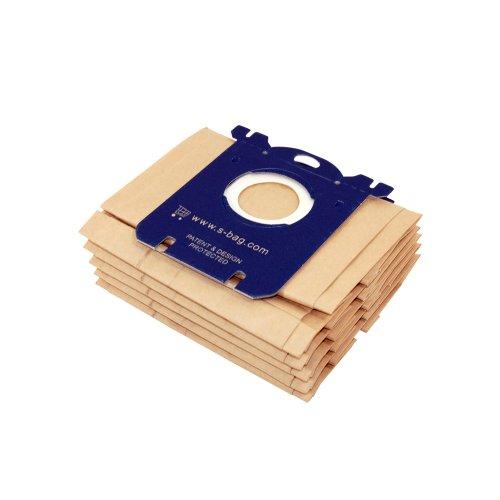Electrolux - Bolsas para aspiradoras Electrolux S Bag Airclean, Airmax, Bolido, Clario, Ergospace,...