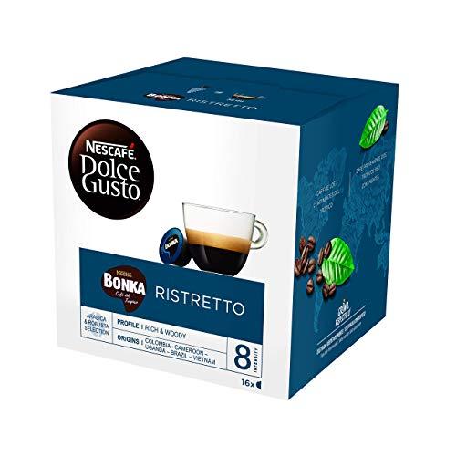 NESCAFÉ Dolce Gusto Café con Leche | Pack de 3x16 cápsulas de café - Total: 48 Cápsulas de...
