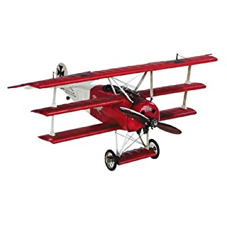 Authentic Models AP203 Desktop Fokker Triplane