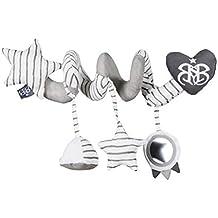 Rock Star Baby Geschenkset LEOPARD 3 Schnuller Schnullerkette Fl/äschchen