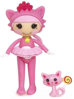 Lalaloopsy 502296 - Mini Lalaloopsy Silly Fun House, Jewel Sparkles (Bandai) de Bandai