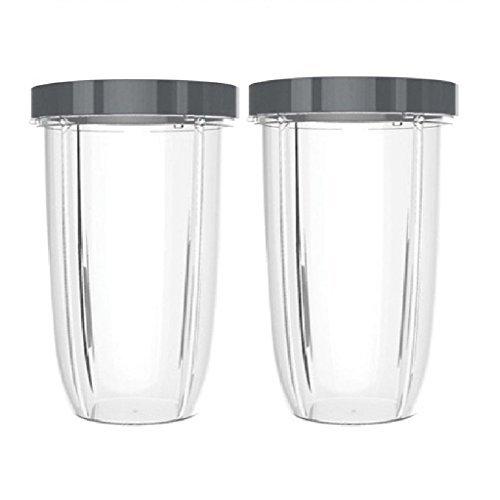 Vasos de repuesto para NutriBullet extra grandes