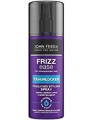 John Frieda Frizz Ease Traumlocken Tägliches Styling Spray - 2er Pack (2x 200 ml) - verleiht natürlichen Locken Form, Elastizität und Sprungkraft
