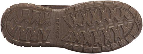 Crocs Swiftwater Hiker, Baskets Basses Homme Marron (Espresso/Walnut)