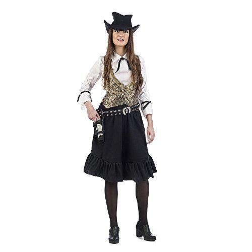 Limit Sport- Disfraz Vaquera Ellen, S (MA476)