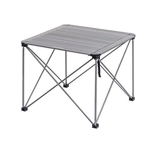 Tavolo Pieghevole Alluminio Campeggio.Tavolo Pieghevole Portatile All Aperto Tavolo E Sedie Pieghevoli In