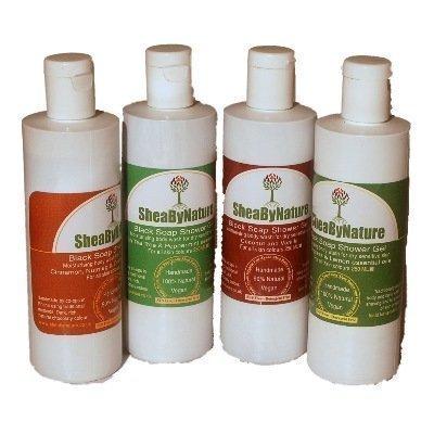 1 Litre Jasmine, Rosewood & Cedarwood African Black Soap Moisturising