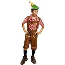 My Other Me - Disfraz de Tirolés, talla 3-4 años (Viving Costumes MOM01061)