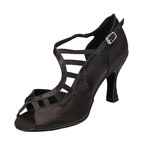 Miyoopark , Salle de bal femme - Noir - Black-8cm heel, 37 1/3